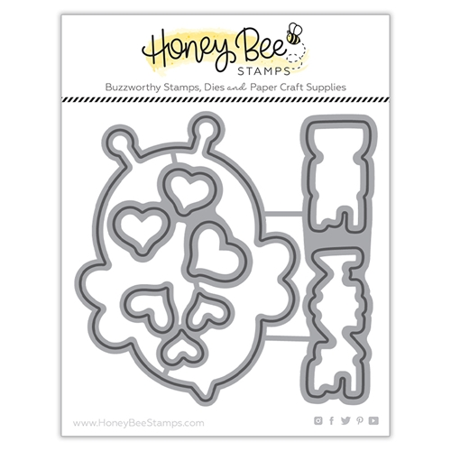 Honey BEE MINE Dies hbds225* Preview Image