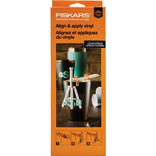 Fiskars CURVED Vinyl Alignment Tool 5949 Preview Image