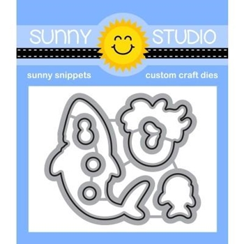 Sunny Studio SEA YOU SOON Dies SSDIE-187
