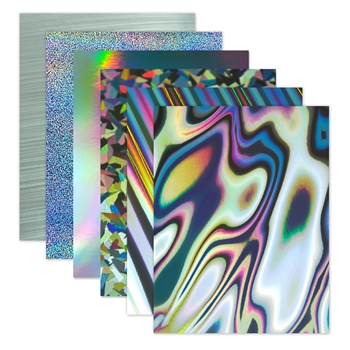 Simon Says Stamp Card Stock ASSORTED HOLOGRAPHIC Crafty Hugs