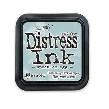 Tim Holtz Distress Ink Pad SPECKLED EGG Ranger tim72522