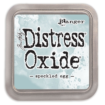 Tim Holtz Distress Oxide Ink Pad May 2020 New SPECKLED EGG Ranger tdo72546