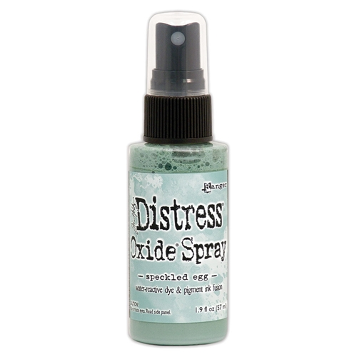 Tim Holtz Distress Oxide Spray May 2020 New SPECKLED EGG Ranger tso72584 Preview Image