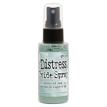 Tim Holtz Distress Oxide Spray May 2020 New SPECKLED EGG Ranger tso72584