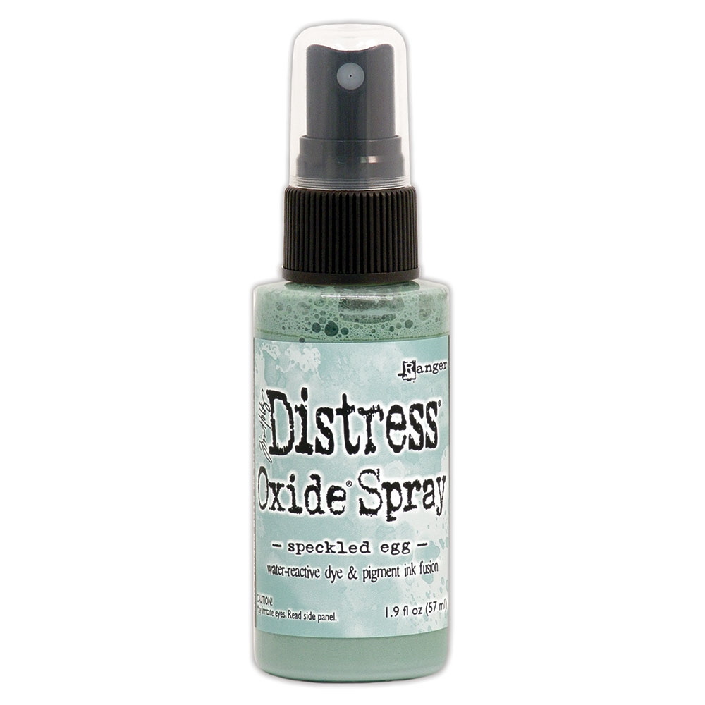 Tim Holtz Distress Oxide Spray May 2020 New SPECKLED EGG Ranger tso72584 zoom image
