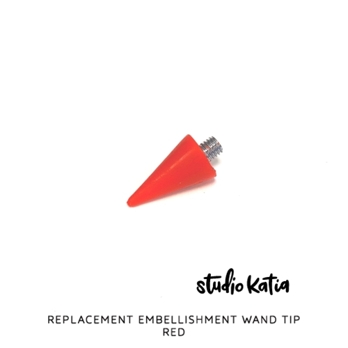Studio Katia RED Embellishment Wand Tip sk025 Preview Image