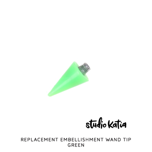 Studio Katia GREEN Embellishment Wand Tip sk022 Preview Image