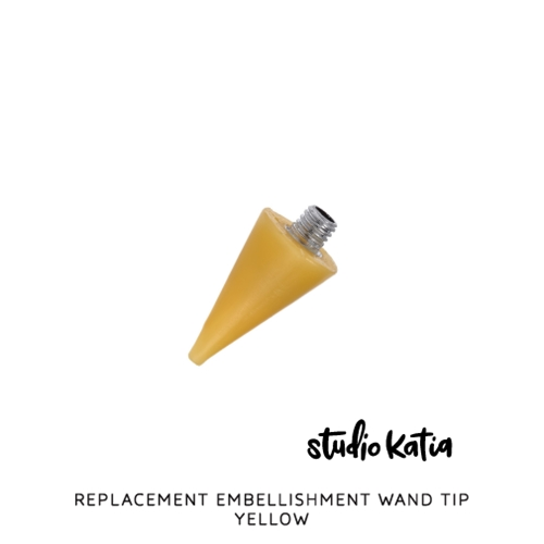 Studio Katia YELLOW Embellishment Wand Tip sk021 Preview Image