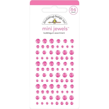 Doodlebug BUBBLEGUM Mini Jewels 6715
