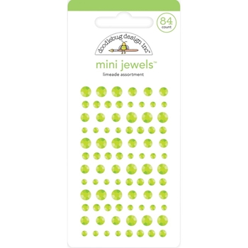 Doodlebug LIMEADE Mini Jewels 6719