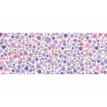 Memory Box CORNELIA VIOLET Wide Washi Tape wt506