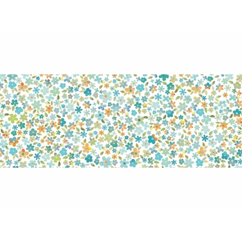Memory Box CORNELIA AQUA Wide Washi Tape wt508