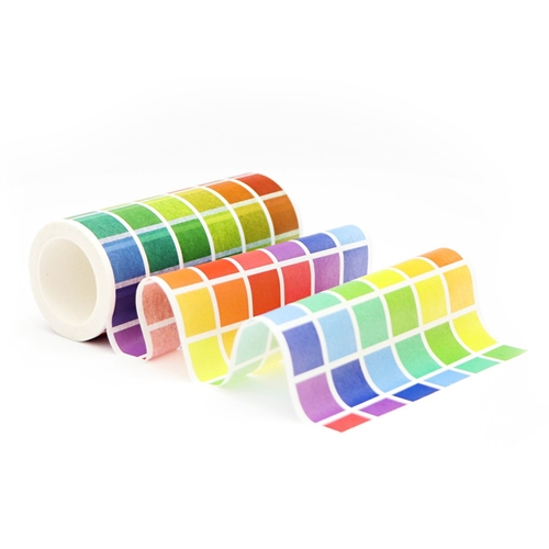 Altenew GEO RAINBOW Washi Tape ALT3894 Preview Image