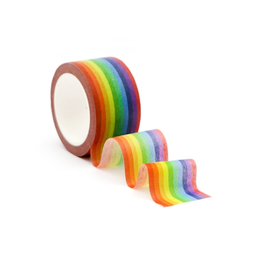 Altenew NARROW RAINBOW Washi Tape ALT3891 Preview Image