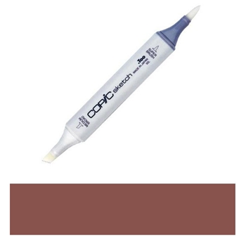 Copic Sketch Marker E18 COPPER Brown