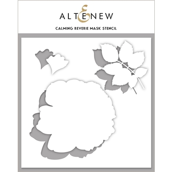 Altenew CALMING REVERIE Mask Stencil ALT4212