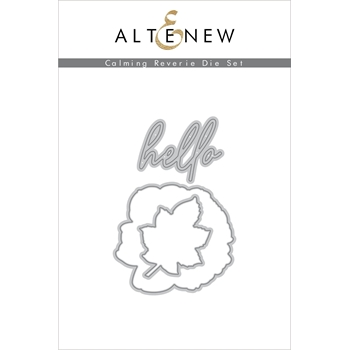 Altenew CALMING REVERIE Dies ALT4211