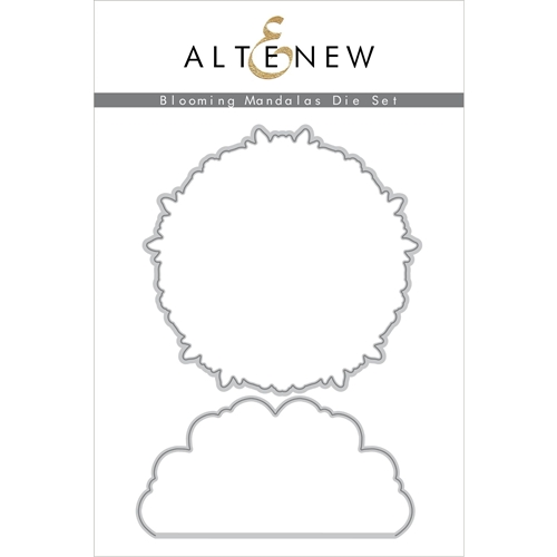 Altenew BLOOMING MANDALAS Dies ALT4208 Preview Image