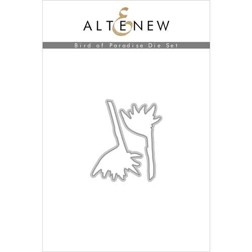 Altenew BIRDS OF PARADISE Dies ALT4206 Preview Image