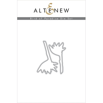 Altenew BIRDS OF PARADISE Dies ALT4206