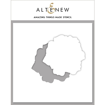 Altenew AMAZING THINGS Mask Stencil ALT4196