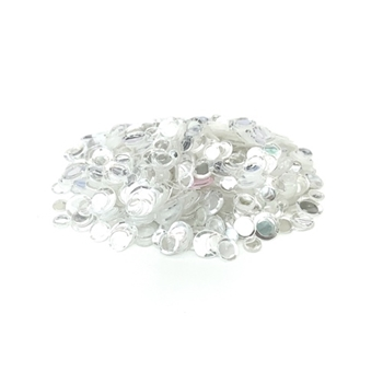Gina K Designs SOLID QUARTZ Clear Sequins 6651