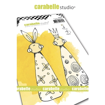 Carabelle Studio SKITTLES Cling Stamps sa60500