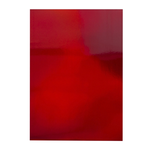 Tonic FIRE STONE RED Mirror Card Iridescent Cardstock 9785e Preview Image