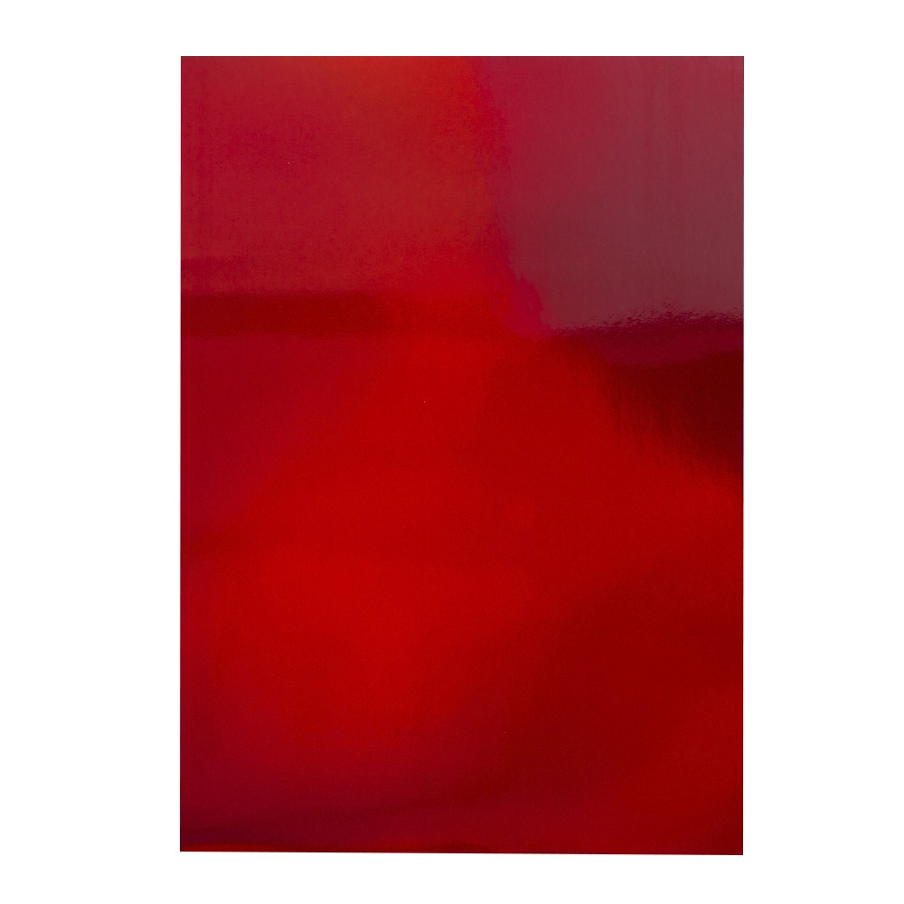 Tonic FIRE STONE RED Mirror Card Iridescent Cardstock 9785e zoom image