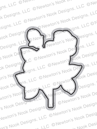 Newton's Nook Designs ROSES Dies NN2006D04 Preview Image