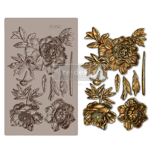 Prima Marketing WILDERNESS ROSE ReDesign Decor Mould 647506 Preview Image