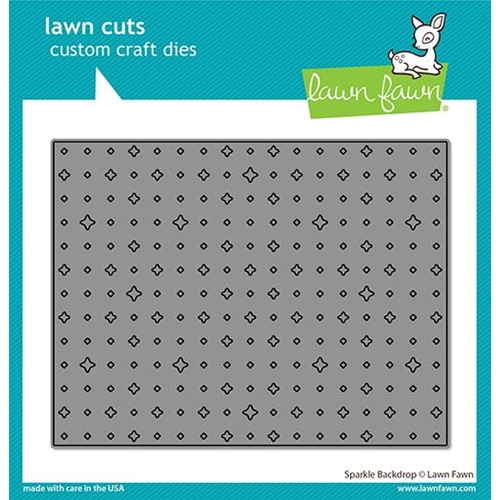 Lawn Fawn SPARKLE BACKGROUND Die lf2353* Preview Image