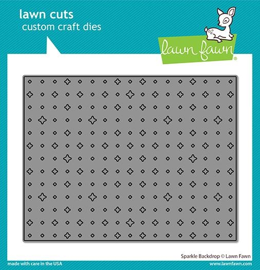 Lawn Fawn SPARKLE BACKGROUND Die lf2353* zoom image