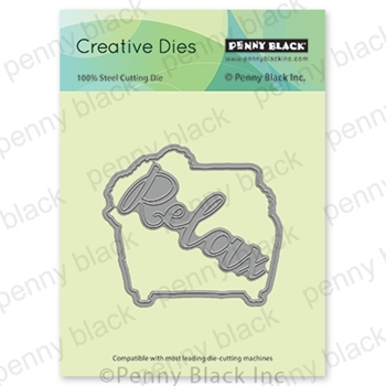 Penny Black UNWIND Thin Metal Creative Dies 51-627