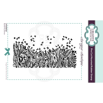Creative Expressions BUTTERFLY DANCE Cling Stamps umsdb002