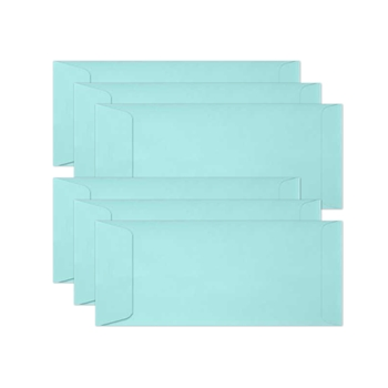 Simon Says Stamp Envelopes SLIMLINE AUDREY BLUE Open End sss63