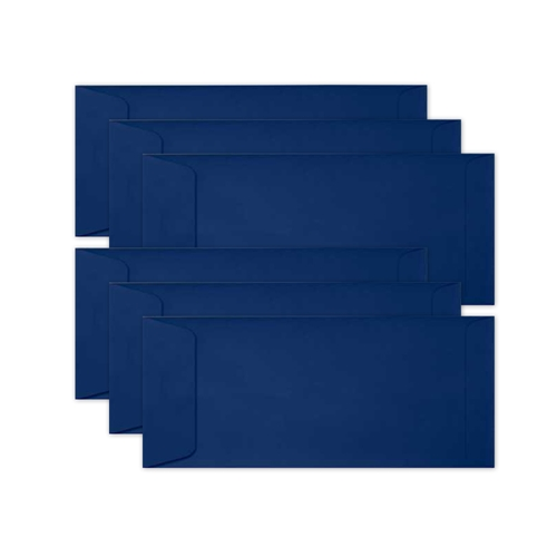 Simon Says Stamp Envelopes SLIMLINE SOFT NAVY Open End sss61 Send Happiness Preview Image