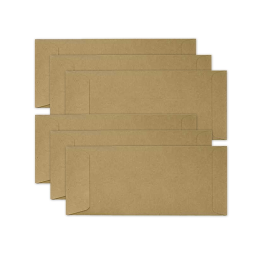 Simon Says Stamp Envelopes SLIMLINE GROCERY BAG Open End sss60 Preview Image