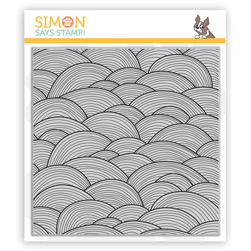 Simon Says Cling Stamp OUT TO SEA sss102127 Send Happiness Preview Image