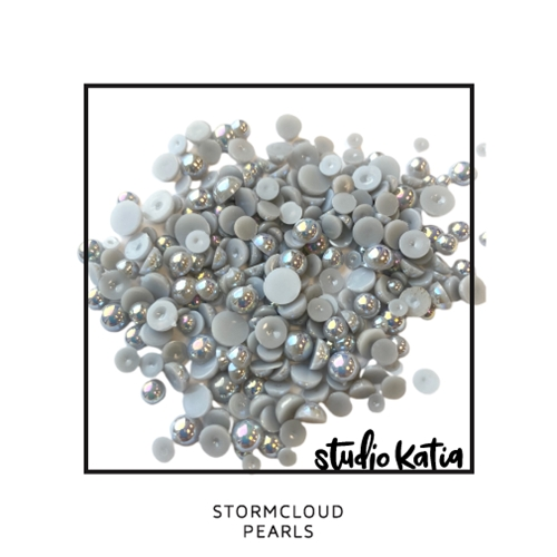 Studio Katia STORMCLOUD Pearls sk1125 Preview Image