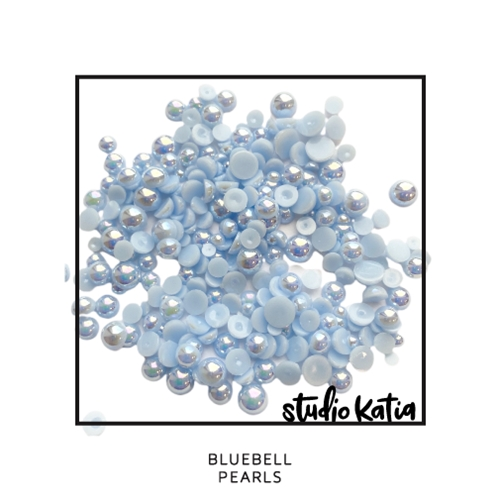 Studio Katia BLUEBELL Pearls sk1127 Preview Image