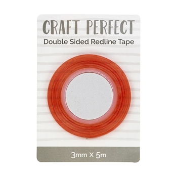 Tonic DOUBLE SIDED REDLINE TAPE Craft Perfect 9734e
