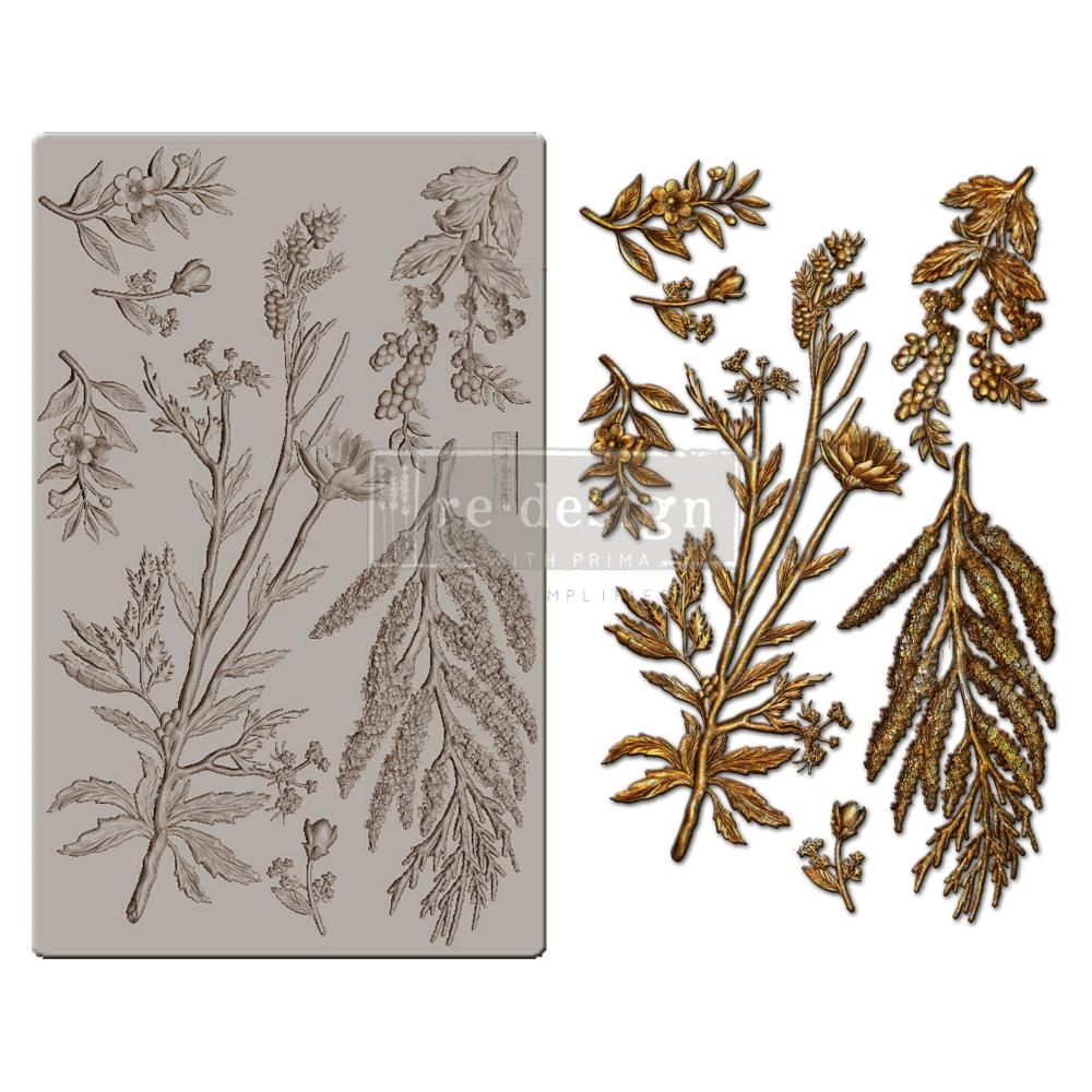 Prima Marketing Herbology Decor Mould