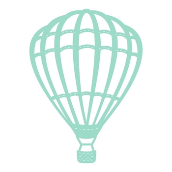 Kaisercraft HOT AIR BALLOON Decorative Die dd3355