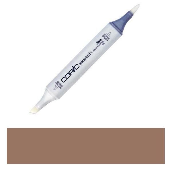 Copic Sketch Marker E27 MILK CHOCOLATE Brown zoom image