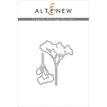 Altenew FRAGILE FOLIAGE Dies ALT4267