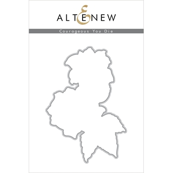 Altenew COURAGEOUS YOU Dies ALT4261