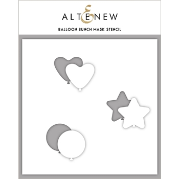Altenew BALLOON BUNCH Mask Stencil ALT4257