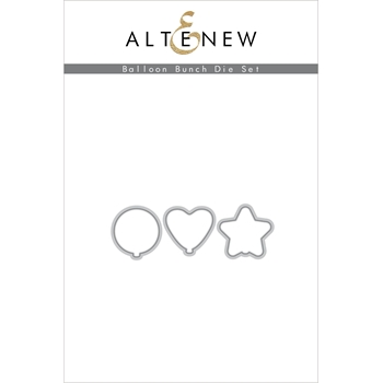Altenew BALLOON BUNCH Dies ALT4256