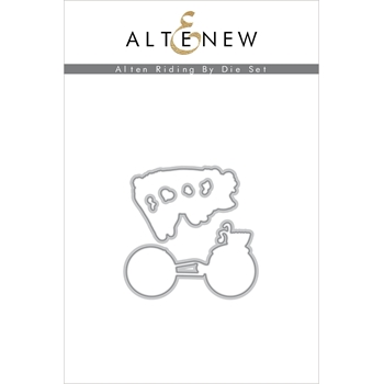 Altenew ALTEN RIDING BY Dies ALT4253